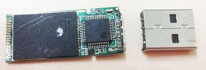 USBメモリの故障