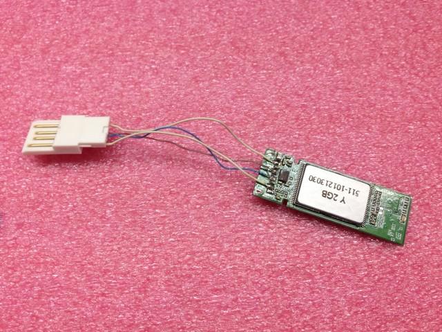 USBの取付