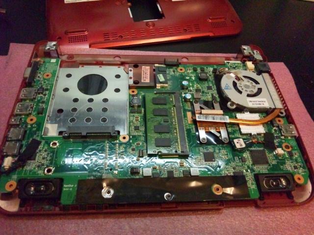 PC-BL350BW6Rのマザーボード