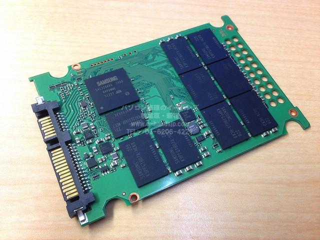 SSDの内部