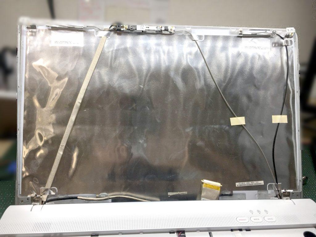 VAIO液晶内部