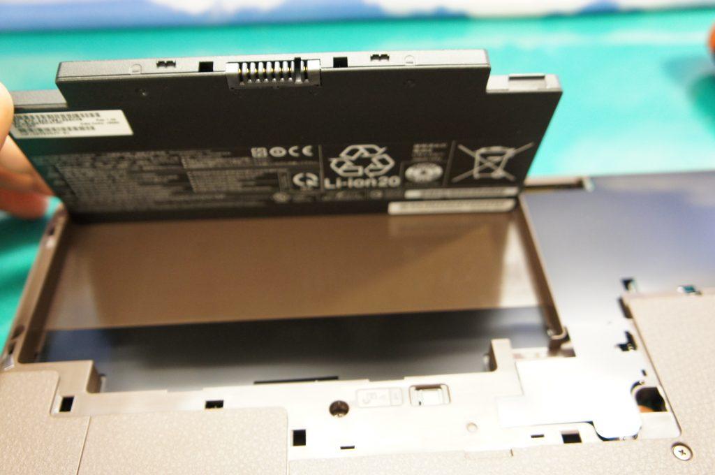 AH53/B3のバッテリー